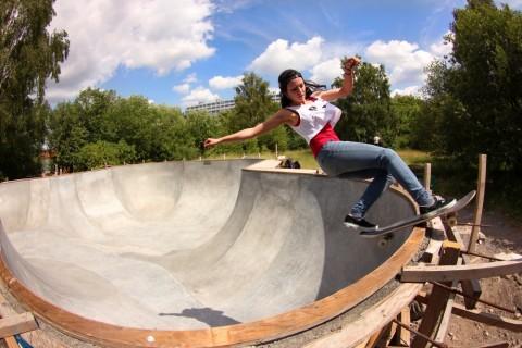 Danni Gallacher, Front Rock @ Copenhagen Bowl