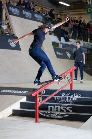 Girlzilla results from NASS