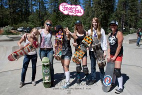 The Few and Far Girls in Grass Valley