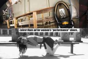 Controversy with Vans Womens Advertising