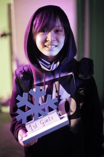 Chihiro Azuma takes 1st at Winterclash