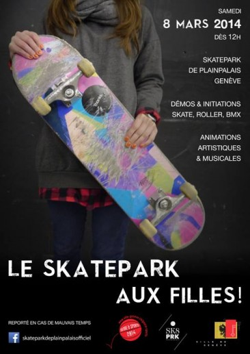 Geneva Womens Skate Day
