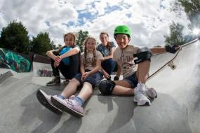 Oxford Wheels Project Girls Coaching