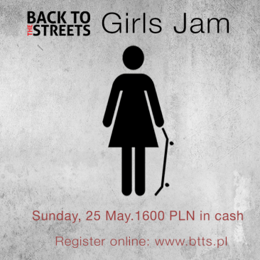 Back To The Streets Girls Jam
