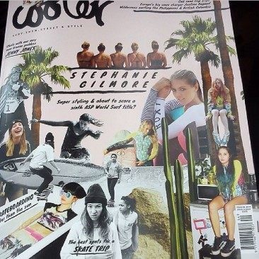 Lois Pendlebury Cooler Front Cover