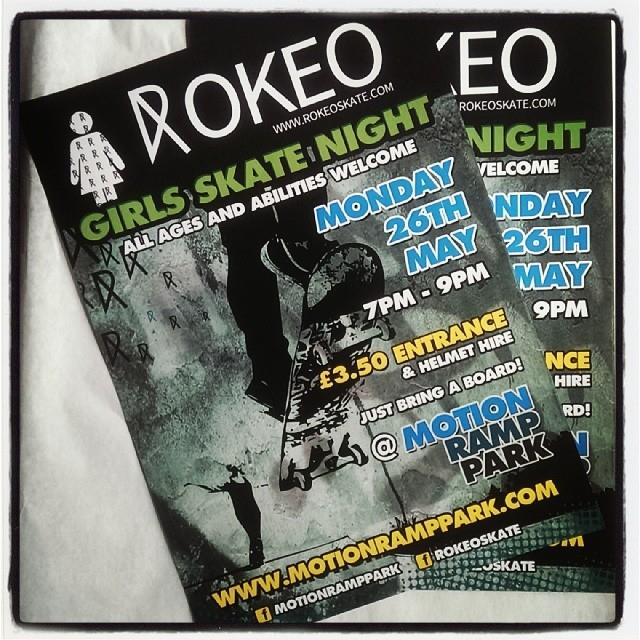 girls night motion rokeo