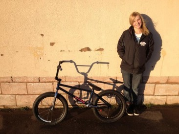 Kayley Ashworth Bike Check