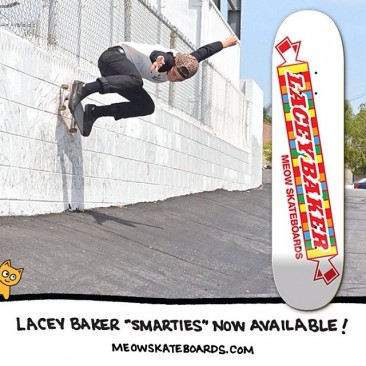 Lacey Baker Signature Board